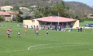 Le stade Hervé Potignat