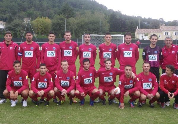 L'équipe qui a éliminé Viriat au 4ème tour de Coupe de France