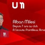 Alban Milesi U11
