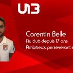 Corentin Belle U13