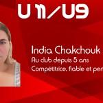 India U11 U9