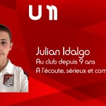 Julian Idalgo U11