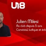 Julien Milesi U18