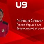 Noham Gresse U9