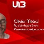 Olivier Métral U13