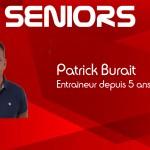Patrick Burait Séniors 3