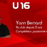 Yann Bernard U18