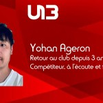 Yohan Ageron U13